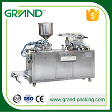 DPP-80 Mini Liquid Jam Honey Blister Packing Machine