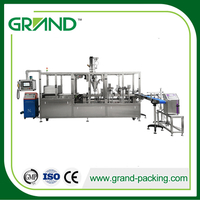 Coffee Capsule Filling Sealing Machine