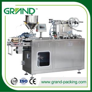 DPP-150小型黄油吸塑包装机,人造黄油BOB北京赛车液体吸塑包装机