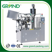 Ointments Cream Gels Metal Tube Fill Seal Equipment Cosmetic Filling Sealing Machine