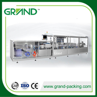 GGS-240 P15 Plastic Ampoule Filling Sealing Machine for Oral Liquid/Pesticide/E Liquid