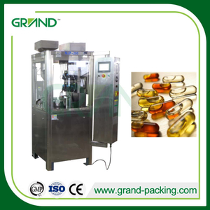 NJP-260 Full Automatic Pharmacy Pellet And Liquid Capsule Filling Machine