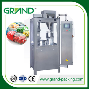 NJP-600 Full Automatic Powder Capsule Filling Machine