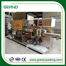 自动单/双湿式组织包装机
