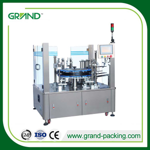 ZH-50S Automatic Vertical Rotary Cartoning Machine