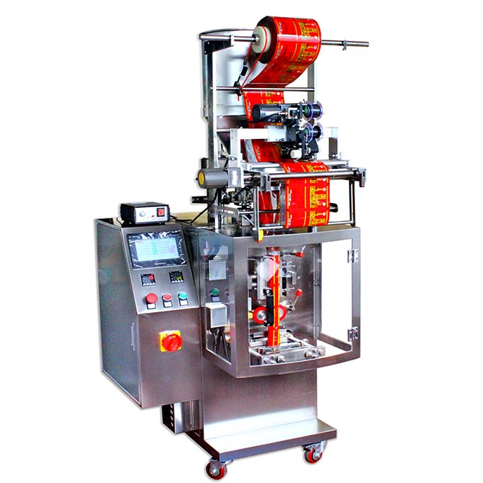 Why Does Packing Film Deviate on Vertical Granule Packing Machine?