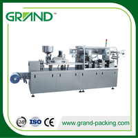 DPP-260H Automatic plastic tablet capsule Blister Packing Machine